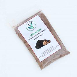 Brou de noix, Coloration capillaire végétale