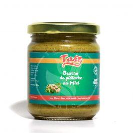 Beurre de Pistache au Miel