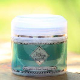 Déodorant crème à l'huile essentielle de romarin et menthe