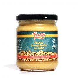 2 x Beurre de Cacahuètes au Miel