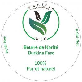 Beurre de Karité pur 100% naturel
