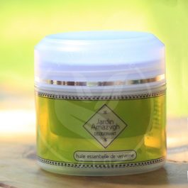 Déodorant crème à l'huile essentielle de verveine