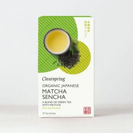 Thé Matcha & Sencha BIO