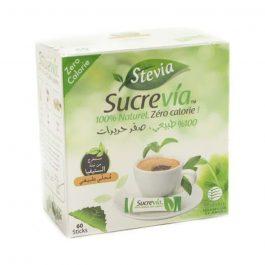 2*Sucre Stévia 60 sticks Spécial Diabète
