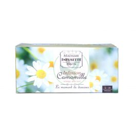 Tisane camomille infusion 20 sachets, Madame infusion